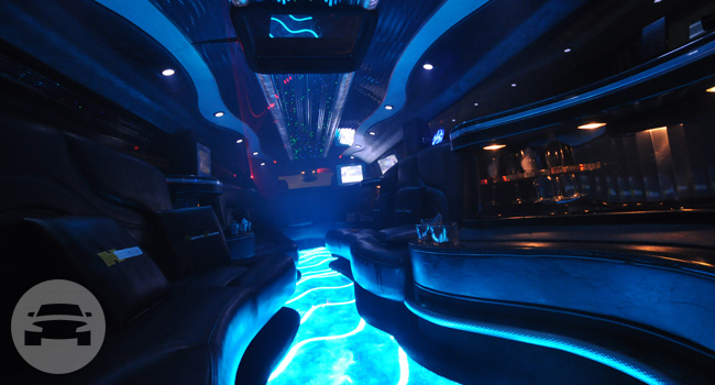 18 passenger H2 Hummer Limo  / Melbourne VIC 3004, Australia   / Hourly AUD$ 490.00