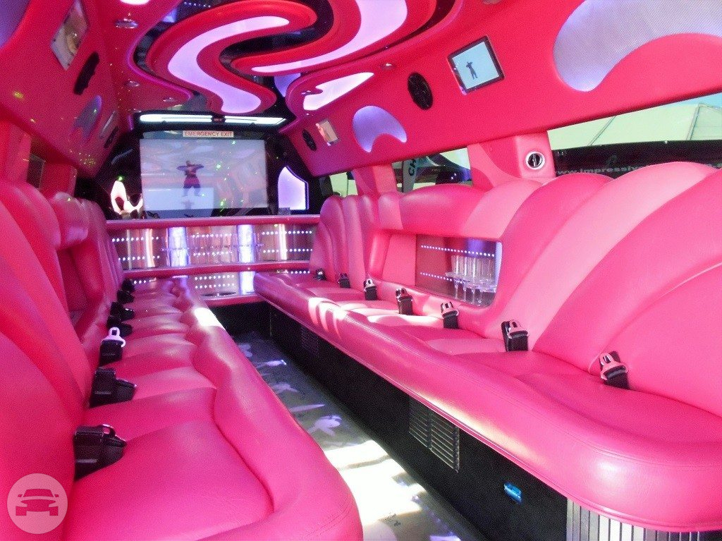 Pink Playboy Stretch Hummer Hummer  / Sydney NSW, Australia   / Hourly AUD$ 0.00