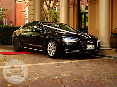 Audi A8 L Saloon Sedan  / Sydney NSW, Australia   / Hourly AUD$ 200.00
