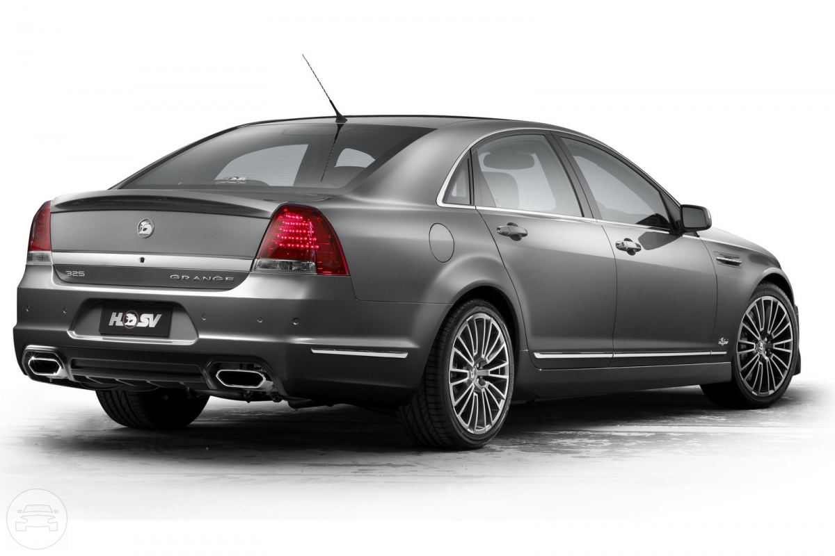 Holden Caprice  Sedan  / Melbourne, VIC   / Hourly AUD$ 77.00