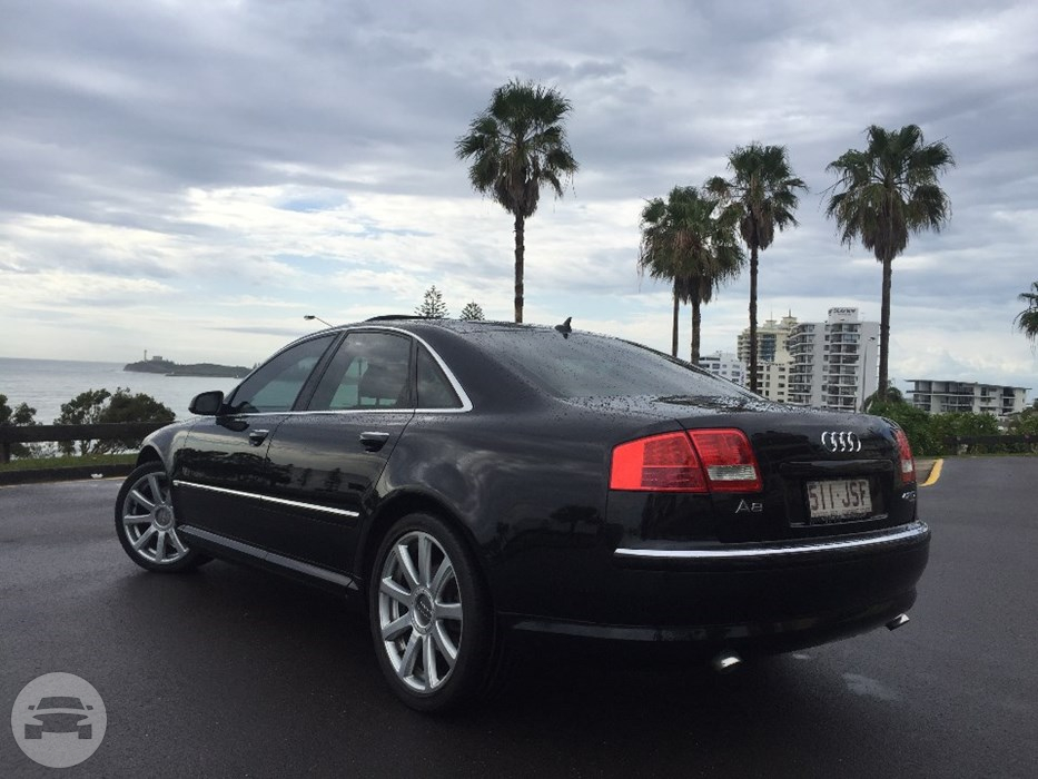 AUDI A8L Sedan  / Gold Coast QLD, Australia   / Hourly AUD$ 70.00