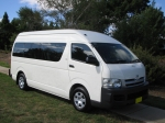 TOYOTA COMMUTER Limo  / Mission Beach QLD 4852, Australia   / Hourly AUD$ 0.00