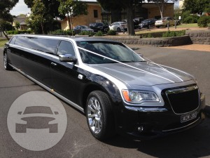 13 passenger Phantom Chrysler 300c  2015 Limo  / Melbourne, VIC   / Hourly AUD$ 380.00