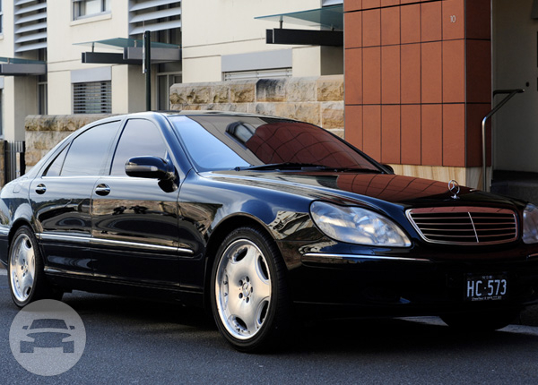 Mercedes Benz S Class Sedan  / Sydney NSW, Australia   / Hourly AUD$ 0.00