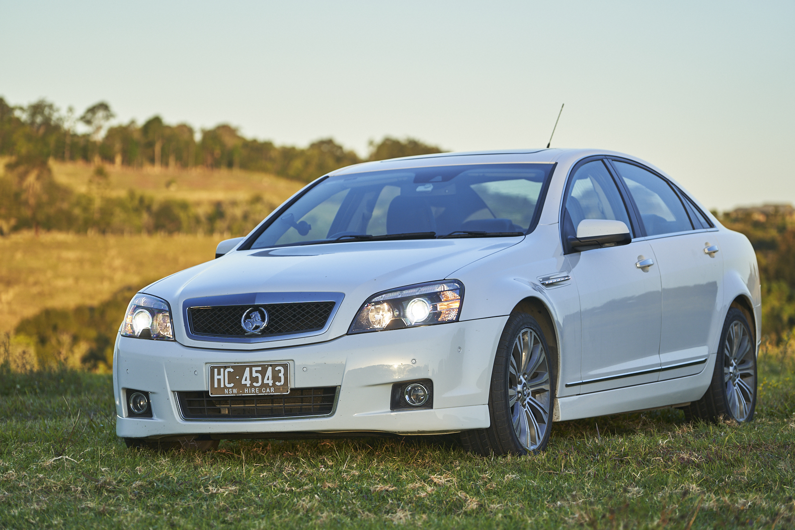 Holden Caprice V8 Sedan  / Gold Coast QLD, Australia   / Hourly (Wedding) AUD$ 150.00  / Hourly (Other services) AUD$ 150.00  / Airport Transfer AUD$ 220.00