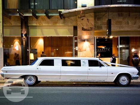 Chevrolet Belair Stretch Limo Hire Limo  / Seacombe Heights, SA   / Hourly AUD$ 0.00