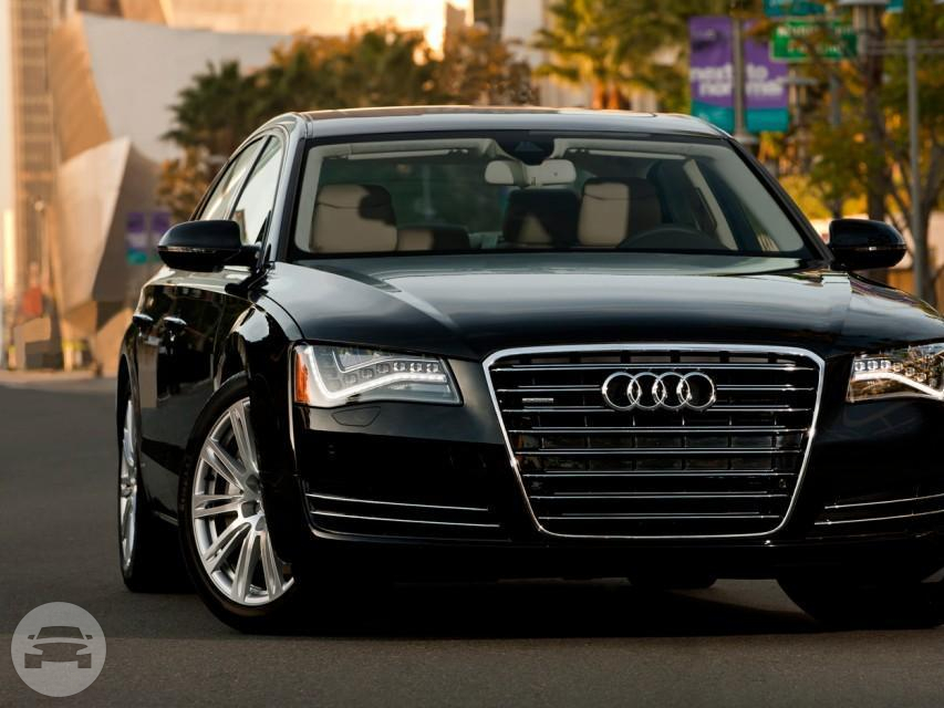 AUDI A8L Sedan / Brisbane City, QLD   / Hourly AUD$ 95.00