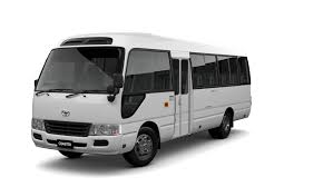 Toyota Coaster Bus Coach Bus / Athelstone, SA   / Hourly AUD$ 0.00