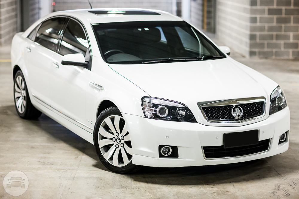Holden Caprice Sedan  / Melbourne, VIC   / Hourly AUD$ 0.00