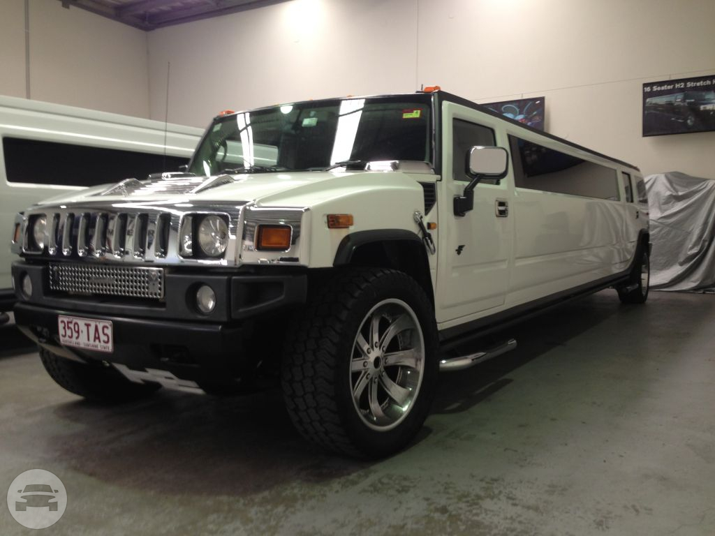 White H2 Stretch Hummer Hummer / Sydney NSW, Australia   / Hourly AUD$ 0.00