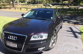AUDI A8L Sedan  / Byron Bay NSW 2481, Australia   / Hourly AUD$ 70.00