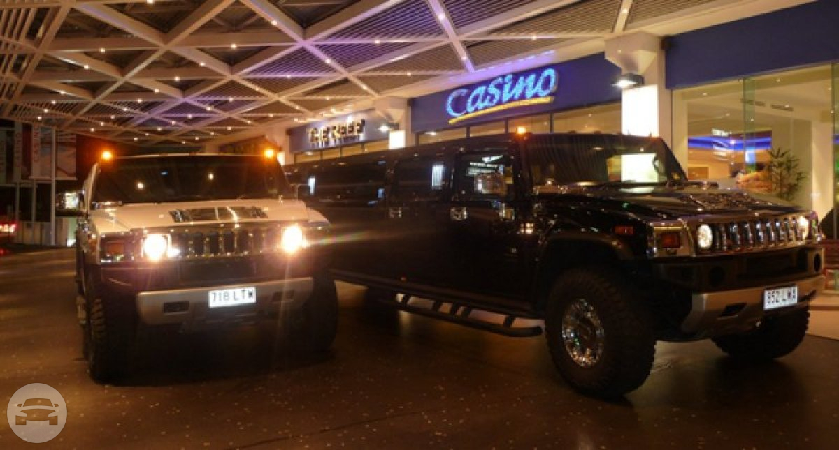Black Hummer Stretch Limo  / Cairns City, QLD   / Hourly AUD$ 0.00