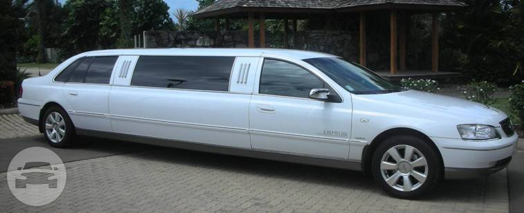 Ford Fairlaine Ghia Stretch Limo  / Noosaville, QLD   / Hourly AUD$ 0.00
