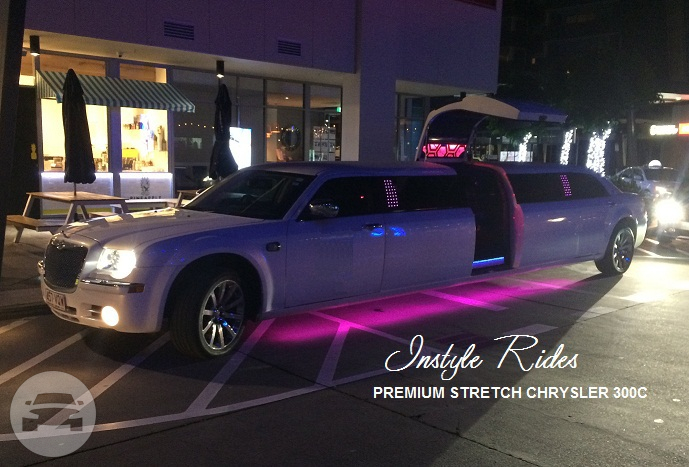 Chrysler 300C Stretch Limousine Limo  / Boonah QLD 4310, Australia   / Hourly AUD$ 330.00