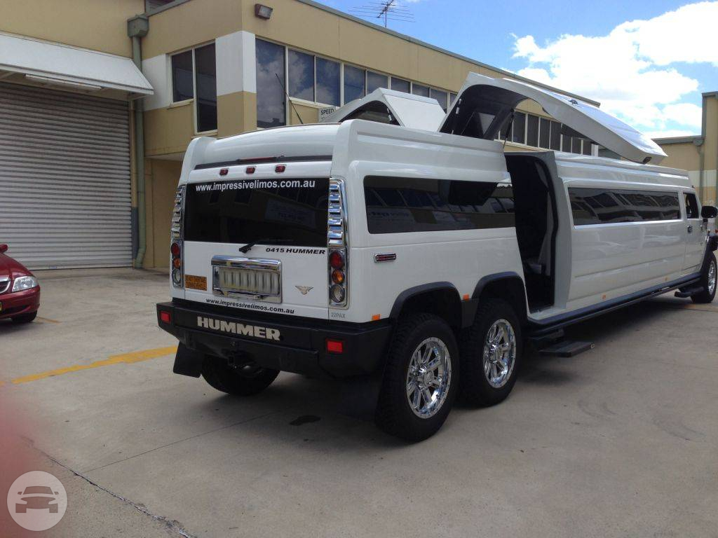 White Penthouse Stretch Hummer Hummer  / Sydney NSW, Australia   / Hourly AUD$ 0.00