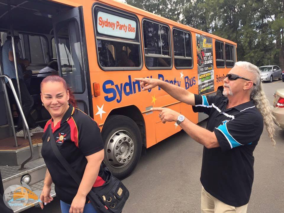 Sydney Party Bus Party Limo Bus / Minto NSW 2566, Australia   / Hourly AUD$ 0.00