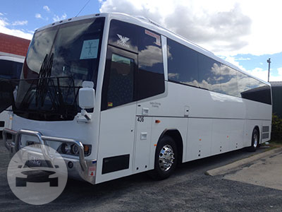 57 seater Luxury Coach - Higer Coach Bus / Gold Coast QLD, Australia   / Hourly AUD$ 0.00