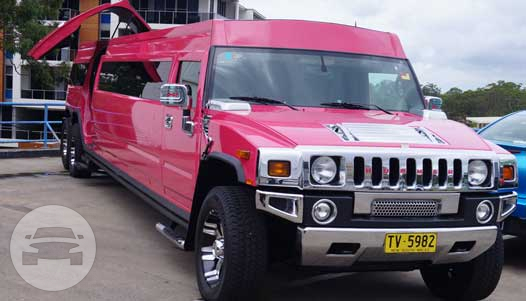Pink Candy Girl Stretch Hummer Hummer  / Sydney NSW, Australia   / Hourly AUD$ 0.00