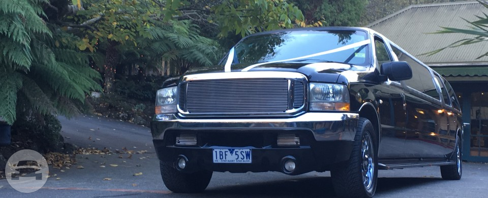 Hyperstretch F250 SUV limousine Limo  / Melbourne, VIC   / Hourly AUD$ 0.00