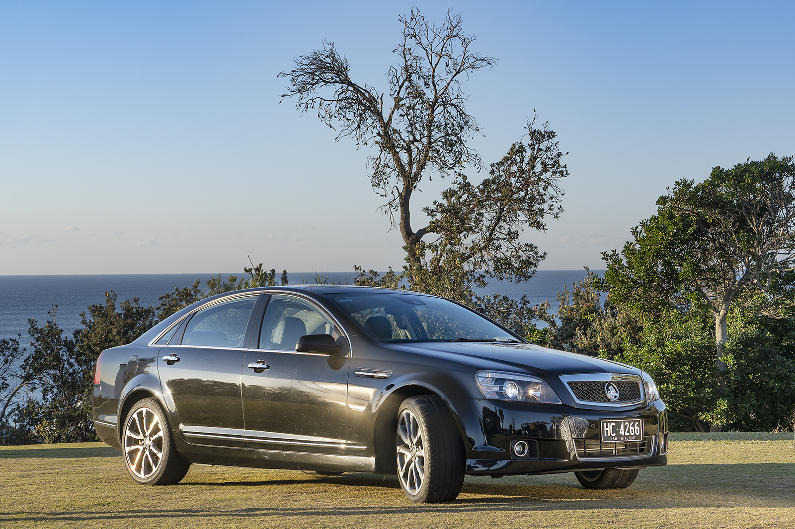 Holden Caprice V8 Sedan  / Coolangatta QLD 4225, Australia   / Hourly (Wedding) AUD$ 150.00  / Hourly (Other services) AUD$ 150.00  / Airport Transfer AUD$ 220.00