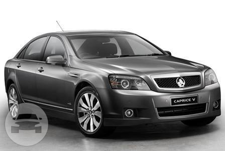 Holden Caprice V Sedan  / Sydney NSW, Australia   / Hourly AUD$ 0.00