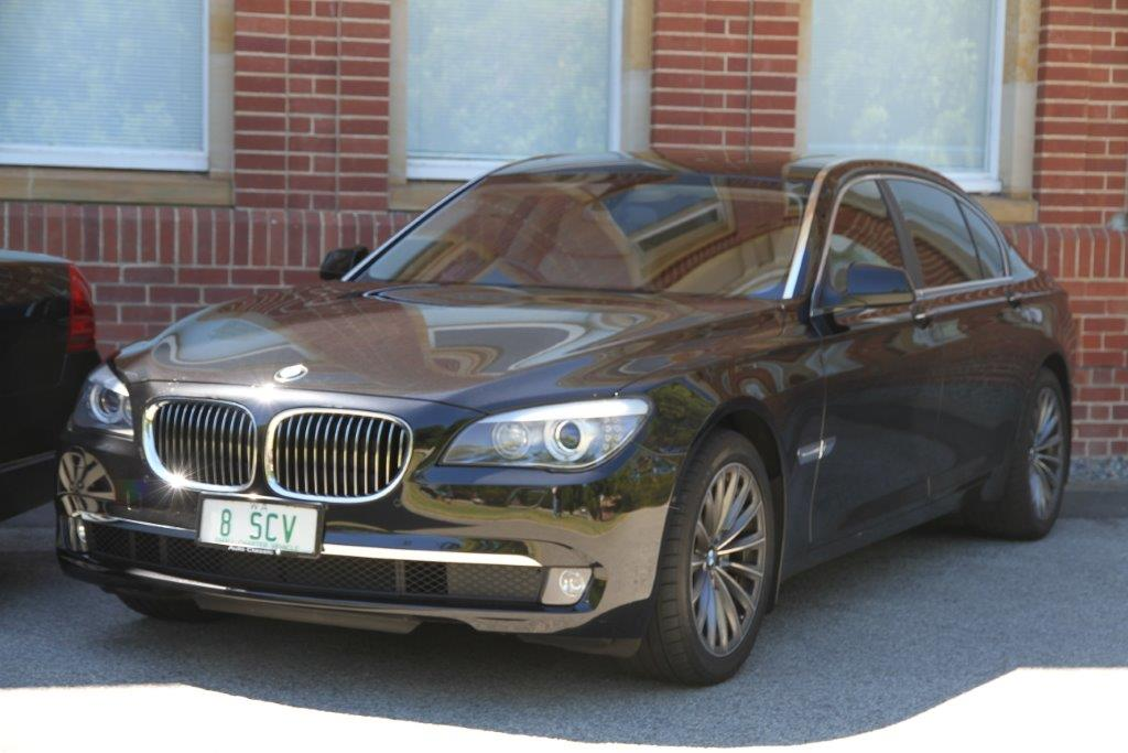 BMW 740 Sedan / North Coogee WA 6163, Australia   / Hourly (City Tour) AUD$ 99.00