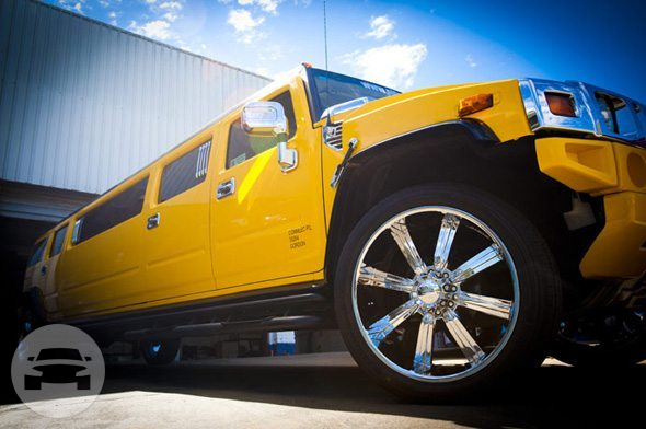 Yellow H2 Stretch Hummer Hummer  / Sydney NSW, Australia   / Hourly AUD$ 0.00